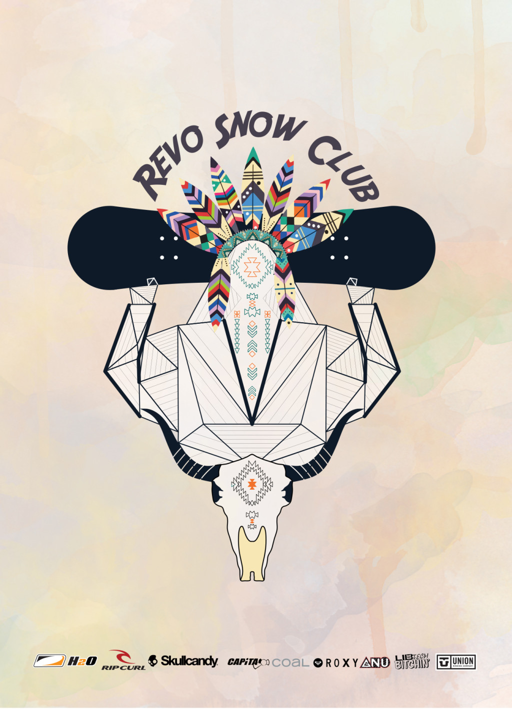 _Revo Snow Club _ Flayer A6